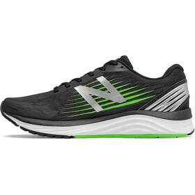 New Balance Synact - Zapatillas running Hombre - verde/negro